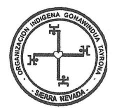 Organización Gonawindúa Tayrona